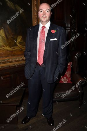 Editorial picture of 'Nemesis' film reception, Grand Royale London Hyde Park Hotel, UK - 10 Nov 2019