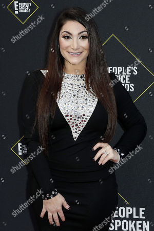 Editorial image of 2019 People's Choice Awards - Arrivals, Santa Monica, USA - 10 Nov 2019