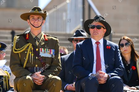 Editorial image of Remembrance Day in Australia, Canberra - 11 Nov 2019