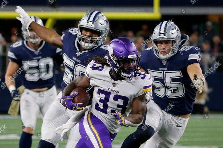 Editorial picture of Vikings Cowboys Football, Arlington, USA - 10 Nov 2019