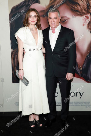 "Karsen Liotta and Karsen Liotta attend the premiere of ""Marriage Story"" at the Paris Theater, in New York"