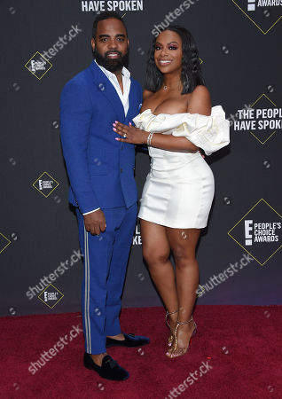 Kandi Burruss and Todd Burruss