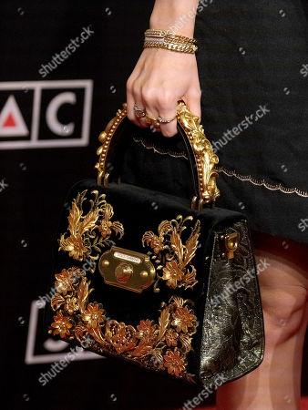 Jesse Lee, bag detail