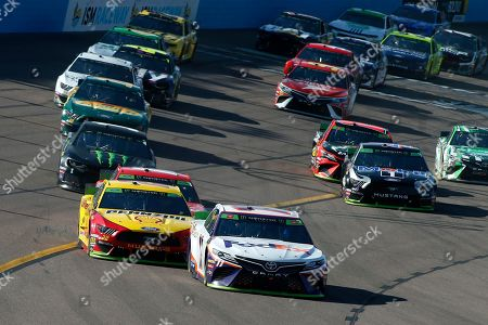 Editorial image of NASCAR Phoenix Auto Racing, Avondale, USA - 10 Nov 2019