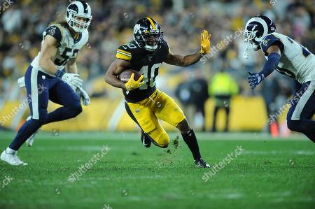 Editorial photo of NFL Steelers vs Rams, Pittsburgh, USA - 10 Nov 2019