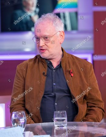 Editorial picture of 'Good Morning Britain' TV show, London, UK - 11 Nov 2019