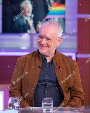 Editorial photo of 'Good Morning Britain' TV show, London, UK - 11 Nov 2019