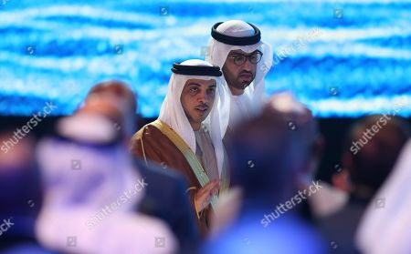 Editorial photo of Abu Dhabi International Petroleum Exhibition and Conference in UAE, United Arab Emirates - 11 Nov 2019