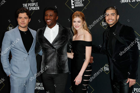 Editorial image of 2019 People's Choice Awards, Santa Monica, USA - 10 Nov 2019