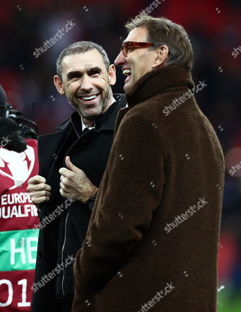 Editorial picture of England v Montenegro, UEFA Euro 2020 Qualifying Group A, Football, Wembley Stadium, London, UK - 14 Nov 2019