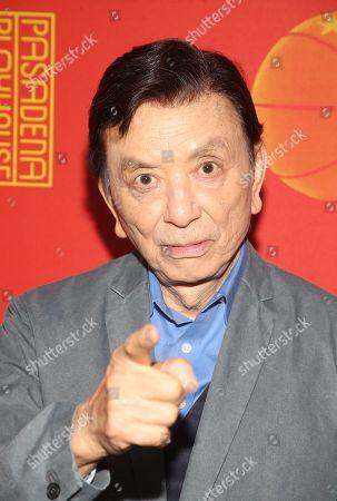Stock Photo of James Hong