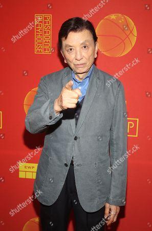 Stock Image of James Hong