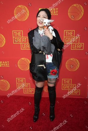 Editorial image of 'The Great Leap' play opening night, Los Angeles, USA - 10 Nov 2019