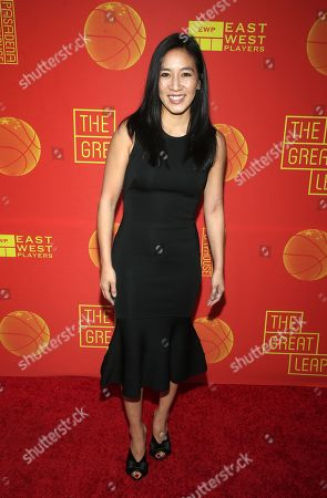 Stock Image of Michelle Kwan