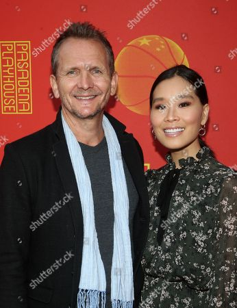 Stock Picture of Sebastian Roche, Alicia Hannah