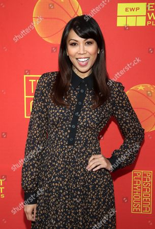 Editorial photo of 'The Great Leap' play opening night, Los Angeles, USA - 10 Nov 2019