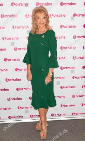 Editorial image of 'Lorraine' TV show, London, UK - 11 Nov 2019