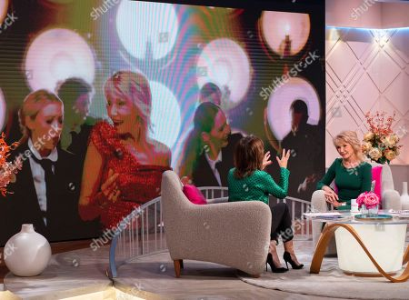 Editorial photo of 'Lorraine' TV show, London, UK - 11 Nov 2019