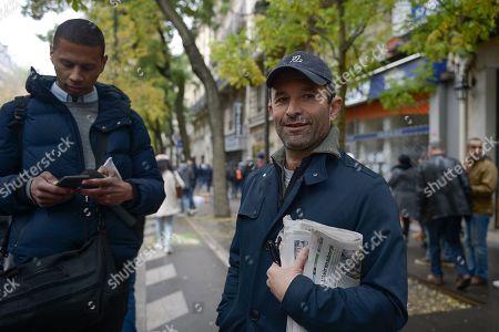 Stock Picture of Benoit Hamon