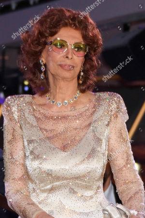 Stock Picture of Sophia Loren