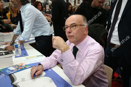 Stock Picture of Bernard Cazeneuve