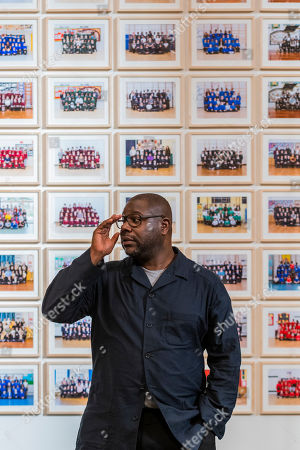Steve McQueen - Year 3 project can now be seen as a large-scale installation at the Duveen Galleries at Tate Britain. It is also on 600 billboards across all 33 of London's boroughs. The images feature class photos of Year 3 school children from London primary schools.