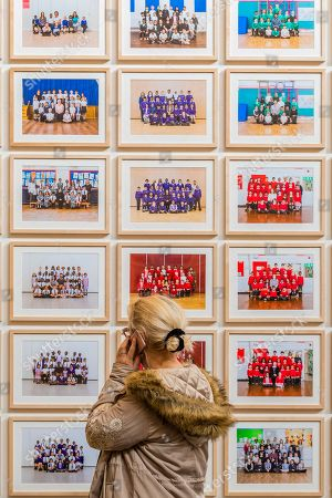 Steve McQueen's Year 3 project can now be seen on over 600 billboards across all 33 of London's boroughs. The billboards feature class photos of Year 3 school children from London primary schools.