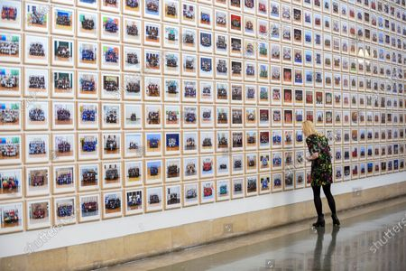 Editorial photo of Steve McQueen 'Year 3' installation, Tate Britain, London, UK - 11 Nov 2019