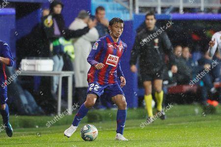 Takashi Inui of Eibar