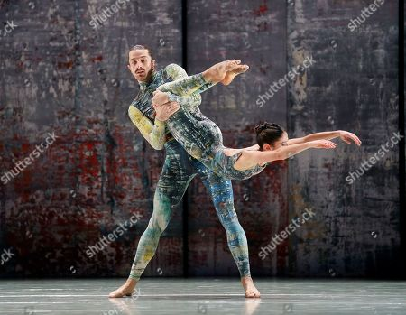 Editorial picture of 'Rambert Event by Merce Cunningham' Dance performed by Rambert Dance at Sadler's Wells Theatre, London, UK - 11 Nov 2019