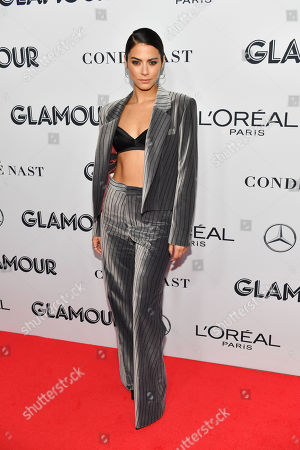 Editorial photo of Glamour Women of the Year Awards, Arrivals, New York, USA - 11 Nov 2019