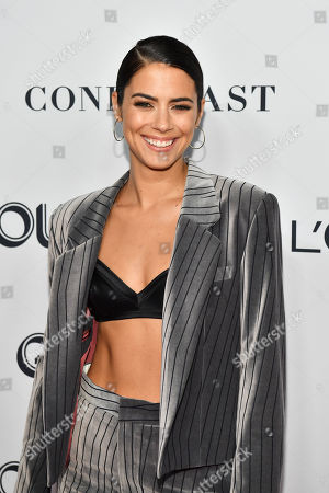Editorial picture of Glamour Women of the Year Awards, Arrivals, New York, USA - 11 Nov 2019