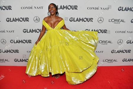Stock Photo of Aja Naomi King