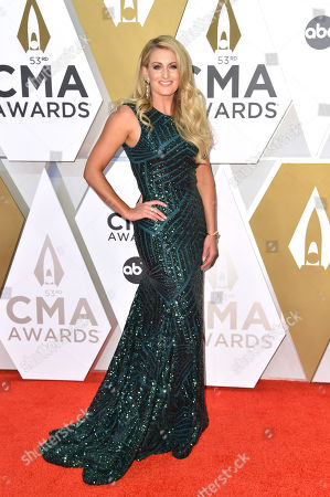 Editorial photo of 53rd Annual CMA Awards, Arrivals, Bridgestone Arena, Nashville, USA - 13 Nov 2019