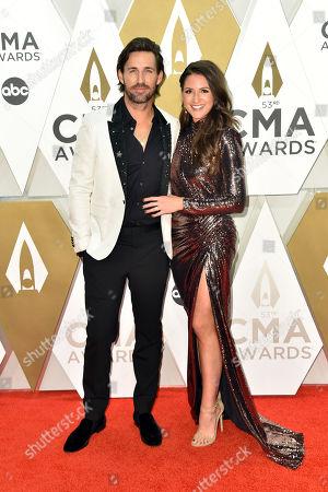 Editorial picture of 53rd Annual CMA Awards, Arrivals, Bridgestone Arena, Nashville, USA - 13 Nov 2019