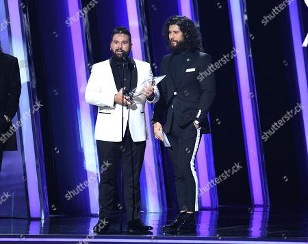 Dan Smyers, Shay Mooney, Dan + Shay - Vocal Duo of the Year