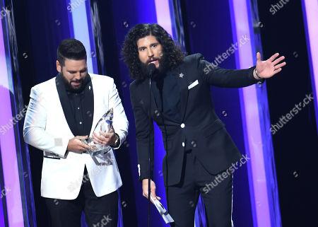 Editorial photo of 53rd Annual CMA Awards, Show, Bridgestone Arena, Nashville, USA - 13 Nov 2019