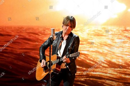 Stock Photo of Keith Urban
