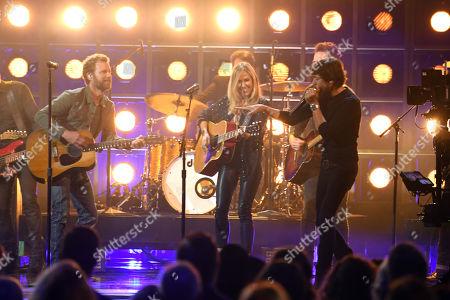 Editorial picture of 53rd Annual CMA Awards, Show, Bridgestone Arena, Nashville, USA - 13 Nov 2019