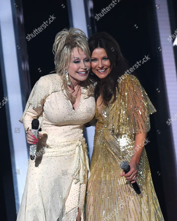Dolly Parton and Martina McBride