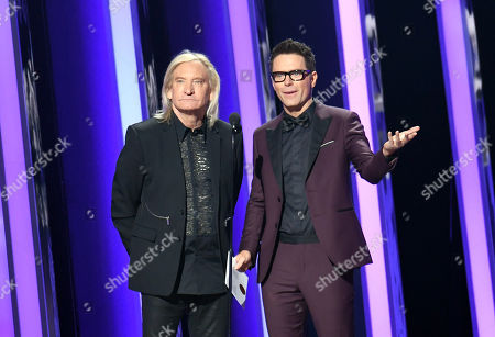 Joe Walsh and Bobby Bones