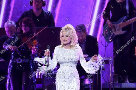 Stock Photo of Dolly Parton