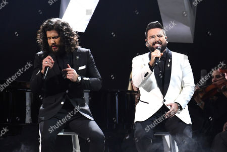 Editorial image of 53rd Annual CMA Awards, Show, Bridgestone Arena, Nashville, USA - 13 Nov 2019