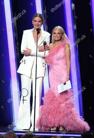 Jennifer Nettles and Kristin Chenoweth