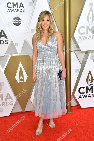 Editorial image of 53rd Annual CMA Awards, Arrivals, Fashion Highlights, Bridgestone Arena, Nashville, USA - 13 Nov 2019