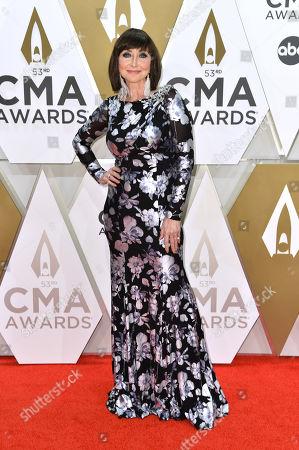Editorial photo of 53rd Annual CMA Awards, Arrivals, Fashion Highlights, Bridgestone Arena, Nashville, USA - 13 Nov 2019