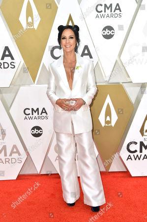 Editorial picture of 53rd Annual CMA Awards, Arrivals, Fashion Highlights, Bridgestone Arena, Nashville, USA - 13 Nov 2019