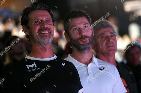 Editorial image of Nitto ATP Finals, Tennis, London, UK - 16 Nov 2019