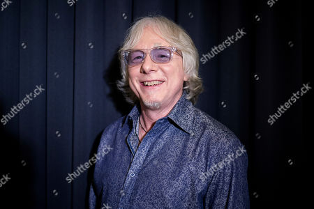 Mike Mills poses for a portrait in New York on