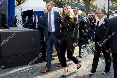 Editorial image of Trump, Washington, USA - 11 Nov 2019